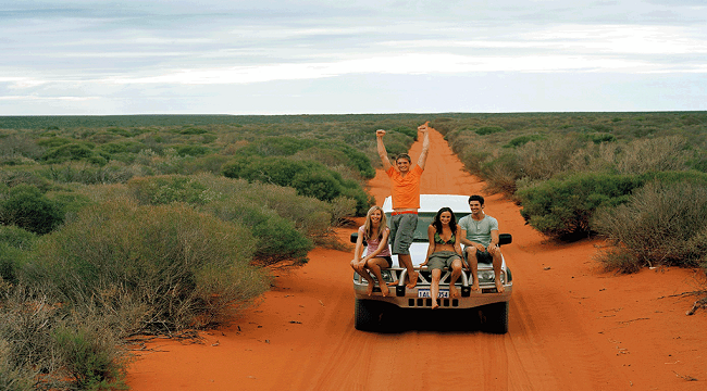 Growth in tourism a shining light for Australia