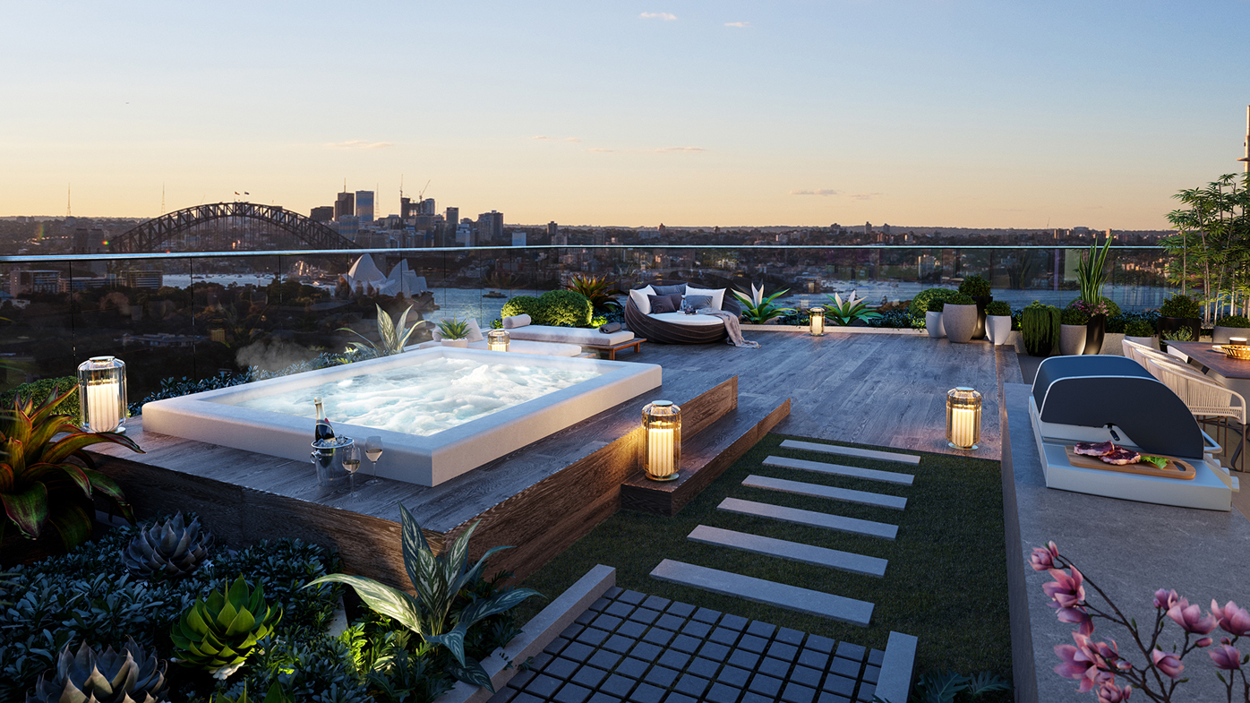 Couple spends eye-watering $14.25m for Sydney penthouse apartment