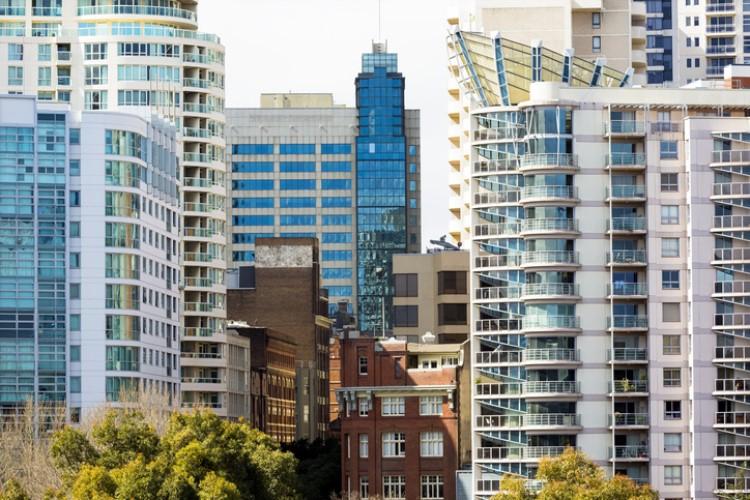 Unit supply glut poses risk to Australia's economy